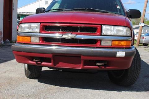 1999 Chevrolet Blazer for sale in Johnson City, TN
