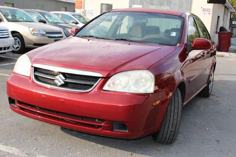 2007 Suzuki Forenza for sale in Johnson City, TN