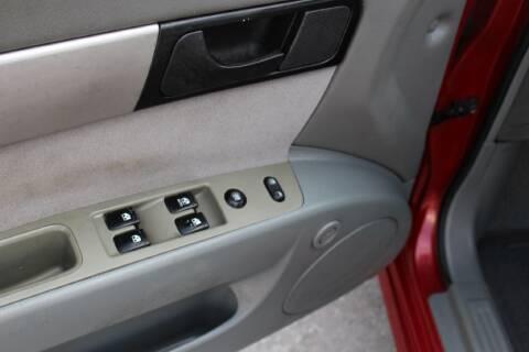2007 Suzuki Forenza