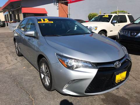 Toyota Of Oxnard >> Toyota For Sale In Oxnard Ca Castro Motors