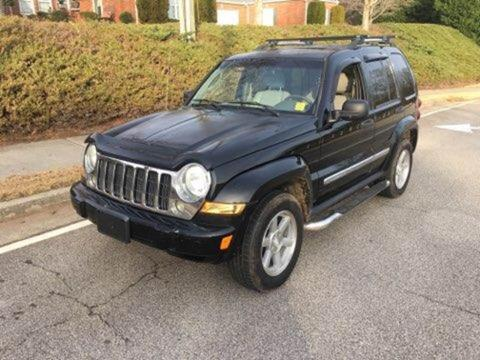 2005 Jeep Liberty for sale in Buford, GA