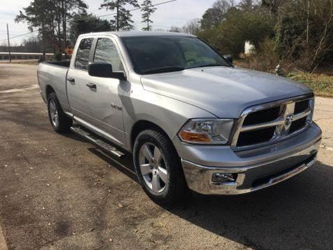 2009 Dodge Ram Pickup 1500 for sale in Buford, GA