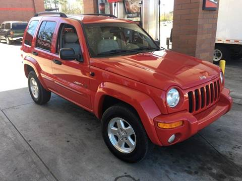 2002 Jeep Liberty for sale in Buford, GA