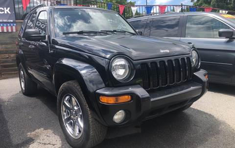 2004 Jeep Liberty for sale in Buford, GA