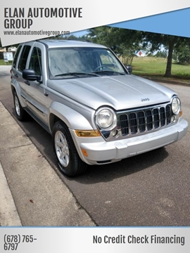 2007 Jeep Liberty for sale in Buford, GA