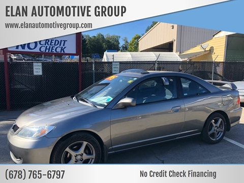 2005 Honda Civic for sale in Buford, GA
