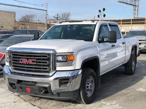 2015 GMC Sierra 3500HD for sale in Somerville, MA
