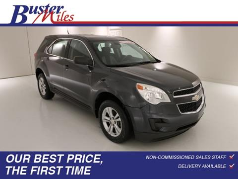 2010 Chevrolet Equinox for sale in Heflin, AL