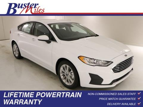 2019 Ford Fusion for sale in Heflin, AL