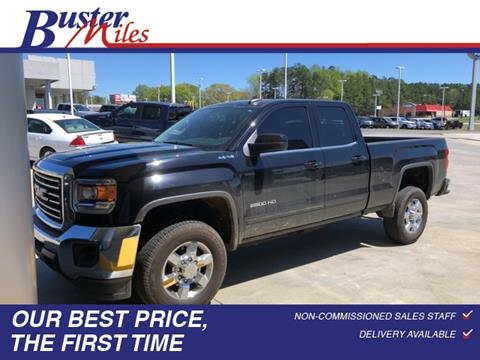2016 GMC Sierra 2500HD for sale in Heflin, AL