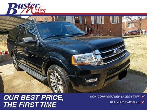 2017 Ford Expedition EL for sale in Heflin, AL