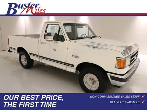 1990 Ford F-150 for sale in Heflin, AL