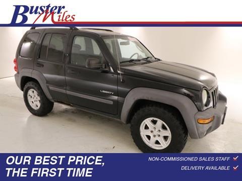 2004 Jeep Liberty for sale in Heflin, AL