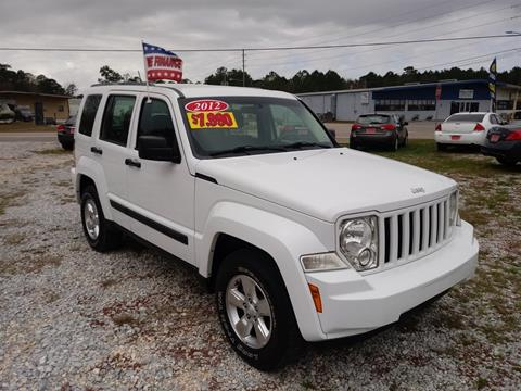 2012 Jeep Liberty for sale in D'Iberville, MS