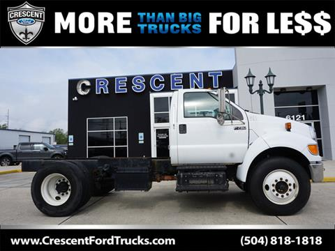 2013 Ford F-750 Super Duty for sale in Harahan, LA