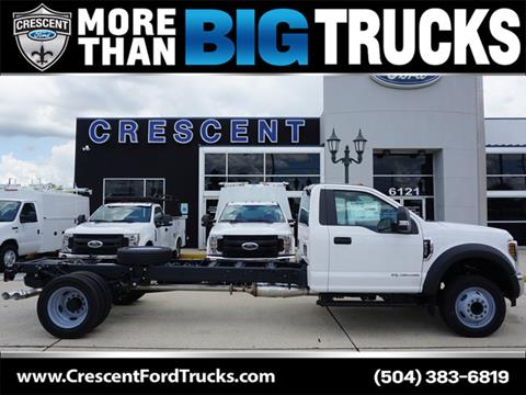 2019 Ford F-550 Super Duty for sale in Harahan, LA