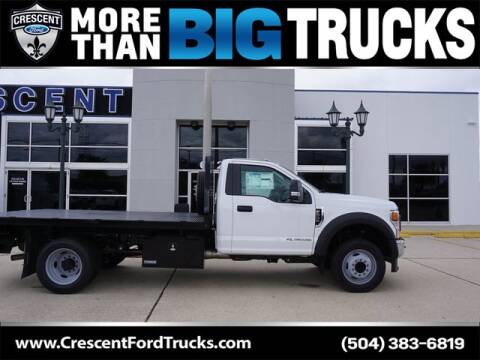 2020 Ford F-550 Super Duty for sale at Crescent Ford in Harahan LA