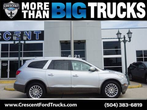 2010 Buick Enclave for sale at Crescent Ford in Harahan LA