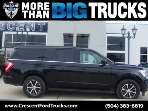 2019 Ford Expedition MAX for sale at Crescent Ford in Harahan LA