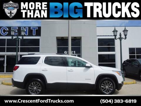 2019 GMC Acadia for sale at Crescent Ford in Harahan LA