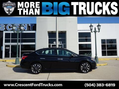 2019 Nissan Sentra for sale at Crescent Ford in Harahan LA