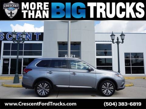 2019 Mitsubishi Outlander for sale at Crescent Ford in Harahan LA
