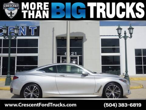 2019 Infiniti Q60 for sale at Crescent Ford in Harahan LA