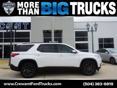 2019 Chevrolet Traverse for sale at Crescent Ford in Harahan LA