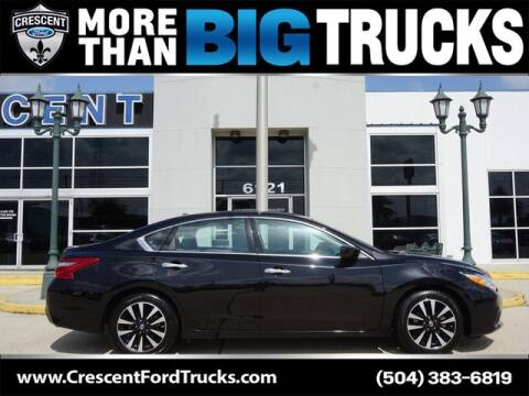 2018 Nissan Altima for sale at Crescent Ford in Harahan LA