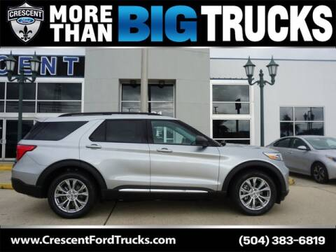 2020 Ford Explorer for sale at Crescent Ford in Harahan LA