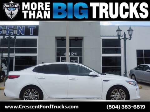 2018 Kia Optima for sale at Crescent Ford in Harahan LA