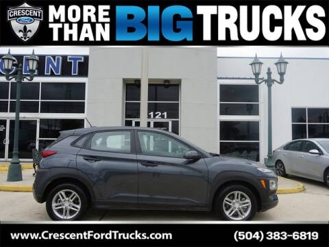 2019 Hyundai Kona for sale at Crescent Ford in Harahan LA