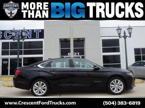 2019 Chevrolet Impala for sale at Crescent Ford in Harahan LA