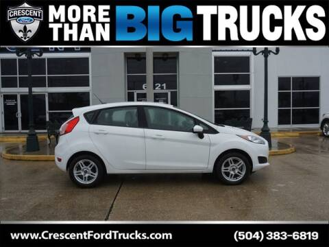 2019 Ford Fiesta for sale at Crescent Ford in Harahan LA