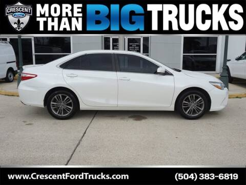2015 Toyota Camry for sale at Crescent Ford in Harahan LA