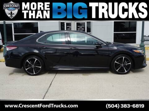 2019 Toyota Camry for sale at Crescent Ford in Harahan LA