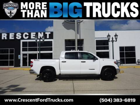 2019 Toyota Tundra for sale at Crescent Ford in Harahan LA