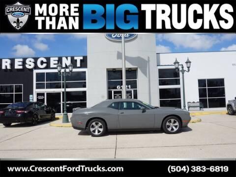 2019 Dodge Challenger for sale at Crescent Ford in Harahan LA