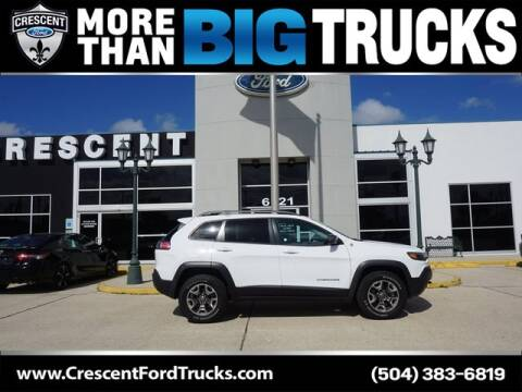 2019 Jeep Cherokee for sale at Crescent Ford in Harahan LA
