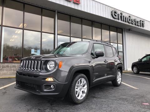 2018 Jeep Renegade for sale in Elizabethton, TN