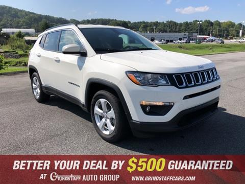 2018 Jeep Compass for sale in Elizabethton, TN
