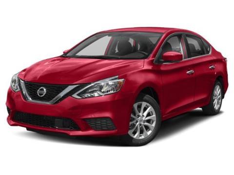 2019 Nissan Sentra for sale in El Paso, TX