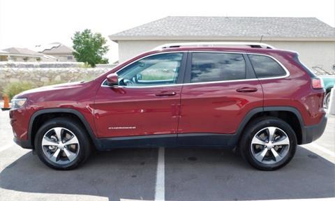 2019 Jeep Cherokee for sale in El Paso, TX