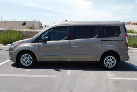 2019 Ford Transit Connect Wagon for sale in El Paso, TX