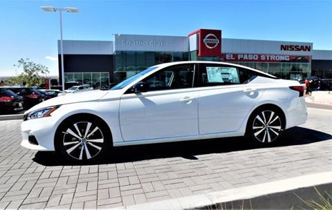 2020 Nissan Altima for sale in El Paso, TX