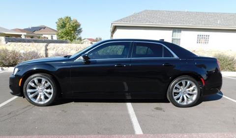 2017 Chrysler 300 for sale in El Paso, TX