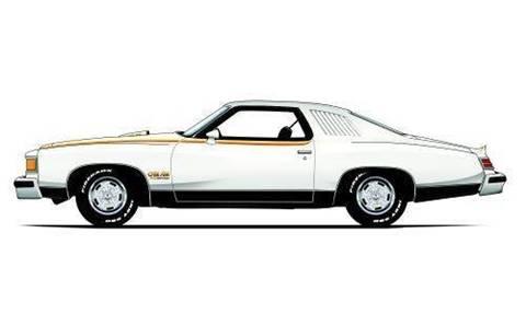 1977 Pontiac Le Mans for sale in Las Vegas, NV