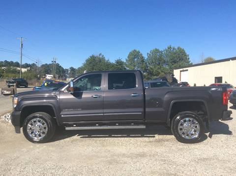 2015 GMC Sierra 2500HD for sale in Denver, NC