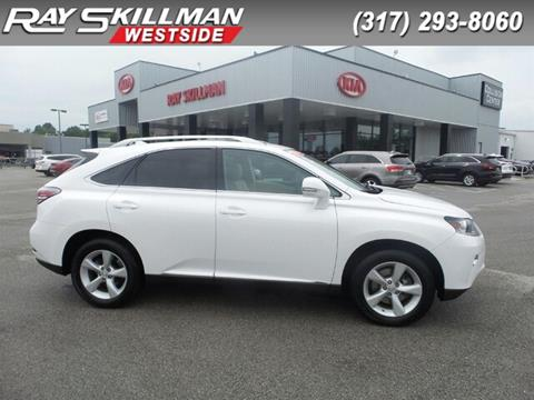 2015 Lexus RX 350 for sale in Indianapolis, IN