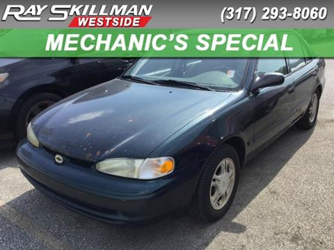 1998 Chevrolet Prizm for sale in Indianapolis, IN